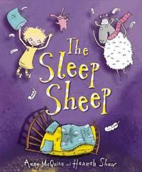 The Sleep Sheep by Anna McQuinn image