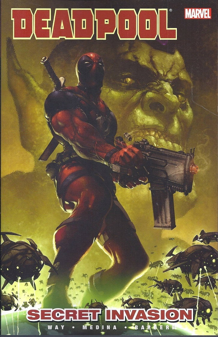 Deadpool Vol.1: Secret Invasion image