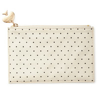 Kate Spade Pencil Pouch (Dots)