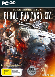 Final Fantasy XIV: Starter Edition for PC Games