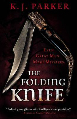 The Folding Knife by K.J. Parker image
