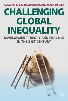 Challenging Global Inequality by Alastair Greig