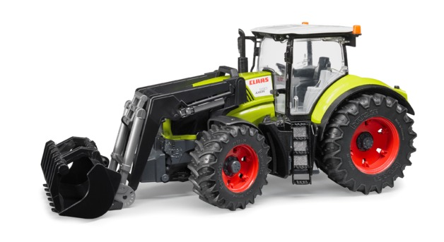 Bruder: Claas Axion 950 Tractor - with Front Loader