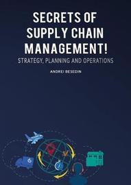 Secrets of Supply Chain Management! by Andrei Besedin image
