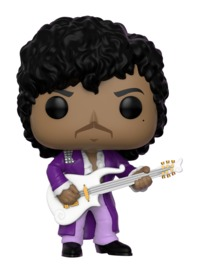 Prince (Purple Rain Ver.) - Pop! Vinyl Figure