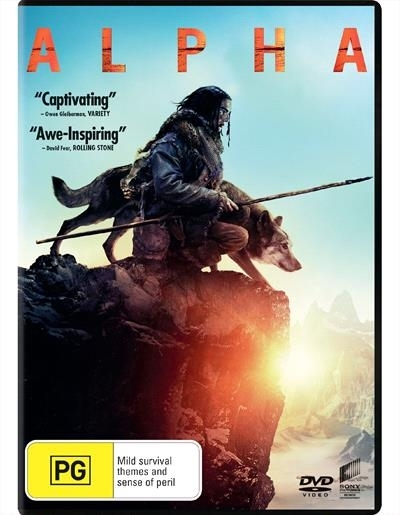Alpha on DVD image