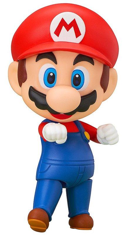 Super Mario Bros: Mario - Nendoroid Figure