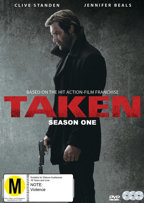 Taken: Season 1 on DVD