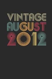 Vintage August 2012 by Vintage Publishing image