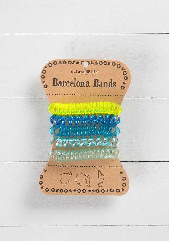 Natural Life: Barcelona Bands - Turquoise