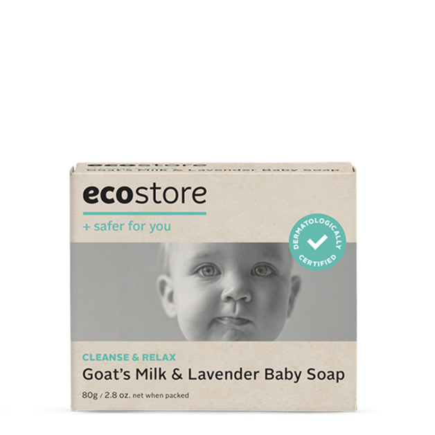 Ecostore: Baby Soap - 80gm