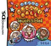 Super MonkeyBall Touch & Roll for Nintendo DS