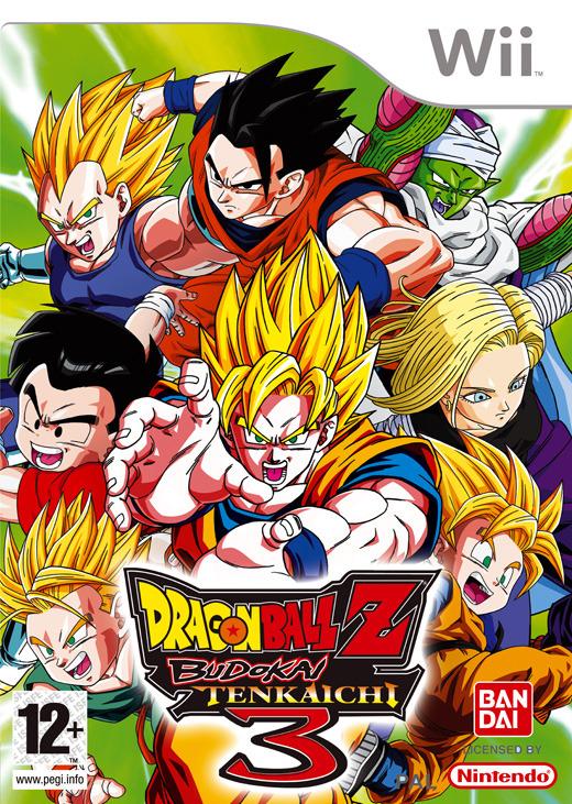 Dragon Ball Z: Budokai Tenkaichi 3 for Nintendo Wii