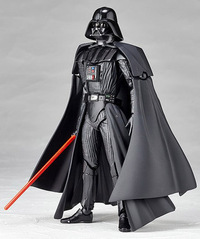 Star Wars Revoltech Darth Vader Action Figure