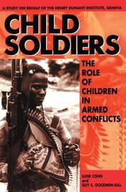 Child Soldiers by Ilene Cohn image