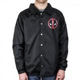 Marvel: Deadpool Logo - Coach Jacket (Small)