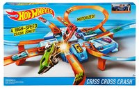 Hot Wheels: Criss Cross Crash - Track Set