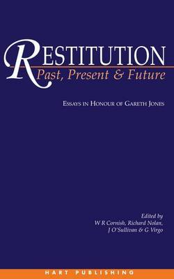 Restitution, Past, Present and Future image