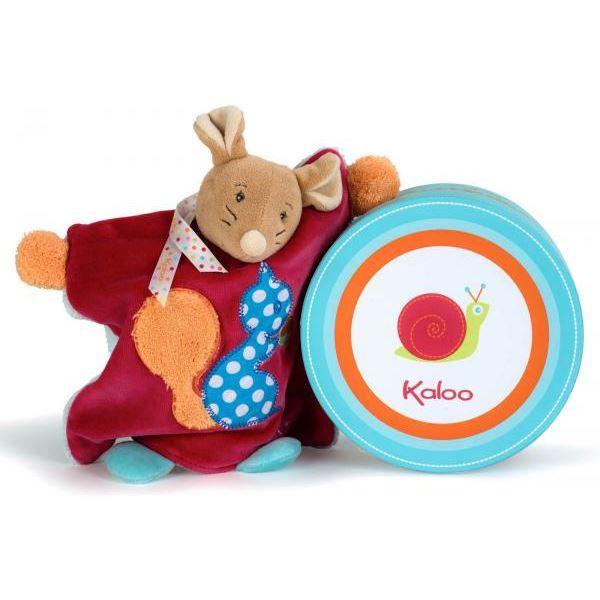 Kaloo: Comforter Puppet - Mouse