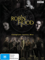 Robin Hood (2006) - Complete Series 1 (5 Disc Box Set) on DVD