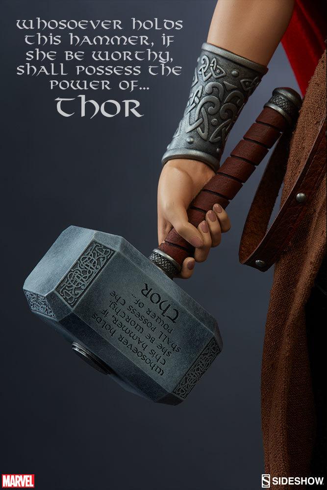 Marvel: Thor: Jane Foster - Premium Format Figure image
