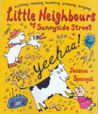 Little Neighbours Of Sunnyside Street by Jessica Spanyol