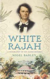 White Rajah by Nigel Barley image