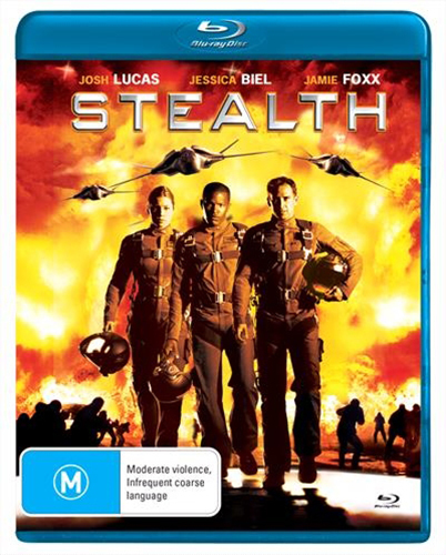 Stealth on Blu-ray