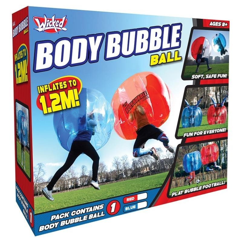 Wicked: Body Bubble Ball image