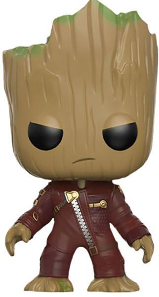 Guardians of the Galaxy: Vol. 2 - Ravager Groot (Angry) Pop! Vinyl Figure