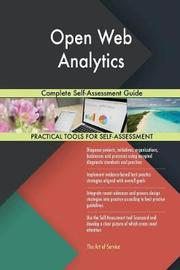 Open Web Analytics Complete Self-Assessment Guide by Gerardus Blokdyk image