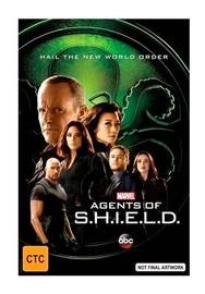 Agents Of S.H.I.E.L.D. Season 4 on DVD