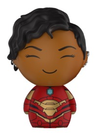 Marvel - Ironheart Dorbz Vinyl Figure (LIMIT - ONE PER CUSTOMER)