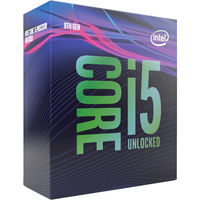 Intel Core i5-9600K Six Core CPU