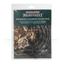 Warhammer Underworlds: Nightvault - Forbidden Chambers Board Pack