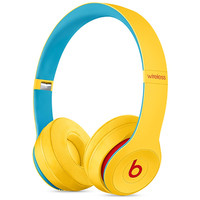 Beats Solo3 Wireless On-Ear Headphones - Club Yellow