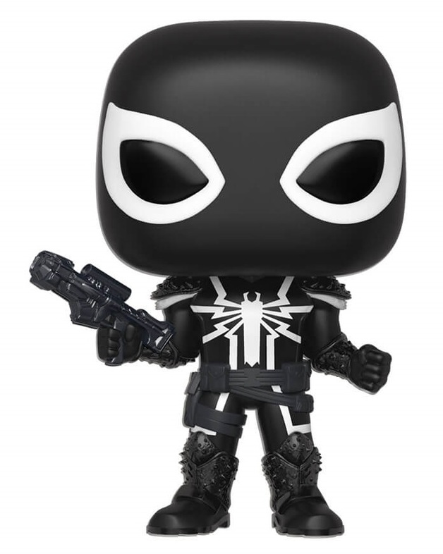 Marvel: Agent Venom - Pop! Vinyl Figure (with a chance for a Chase version!)
