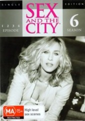 Sex And The City - Season 6: Disc 1 on DVD