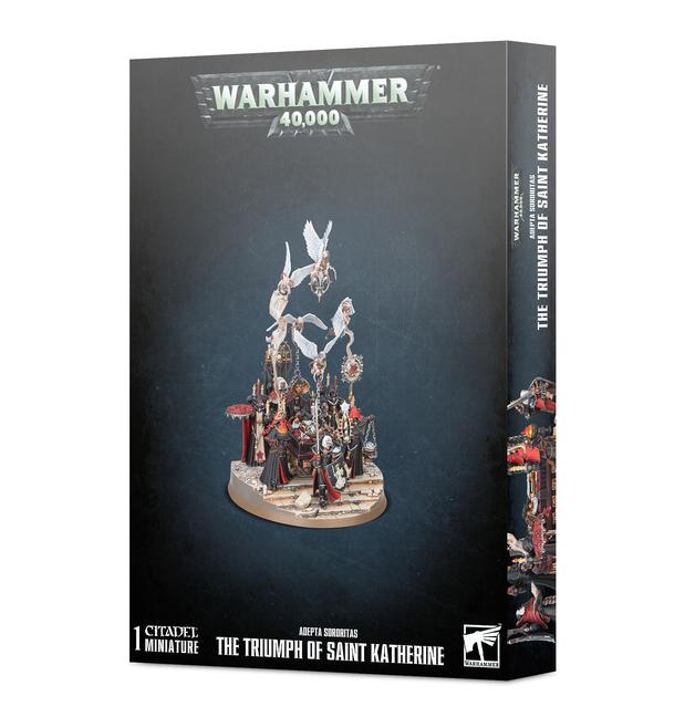 Warhammer 40,000: Adepta Sororitas The Triumph of St. Katherine