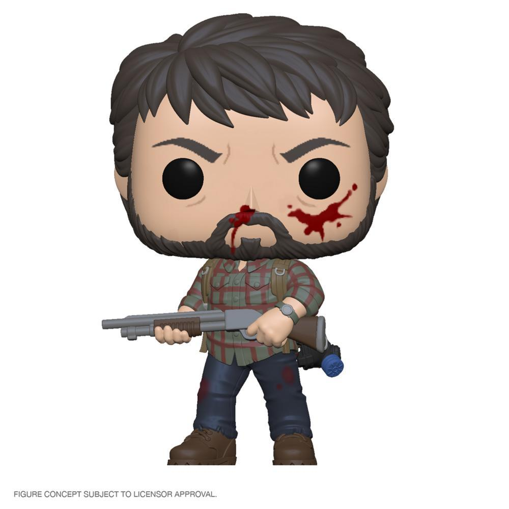 The Last of Us: Joel - Pop! Vinyl Figure image