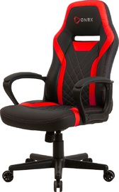 ONEX GX1 Series Gaming Chair (Black & Red) for