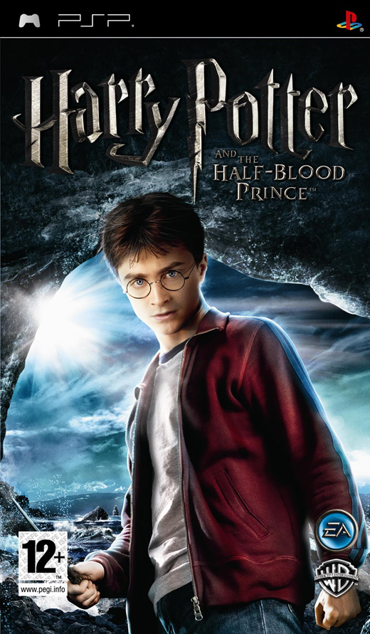 Harry Potter and the Half-Blood Prince for PSP image
