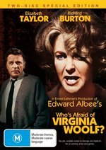 Who's Afraid Of Virginia Woolf? - Special Edition (2 Disc Set) on DVD