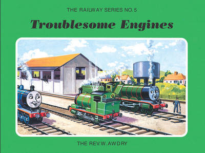 The Railway Series No. 5: Troublesome Engines by Wilbert Vere Awdry image