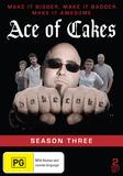Ace of Cakes - Season 3 on DVD