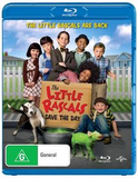 The Little Rascals Save The Day on Blu-ray