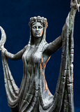 The Elder Scrolls Skyrim - Shrine of Azura Statue