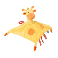 Teether Gro Friend Comforter (Gerri Giraffe)