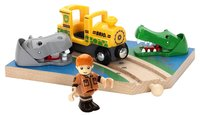 Brio: Safari Crossing - Railway Set