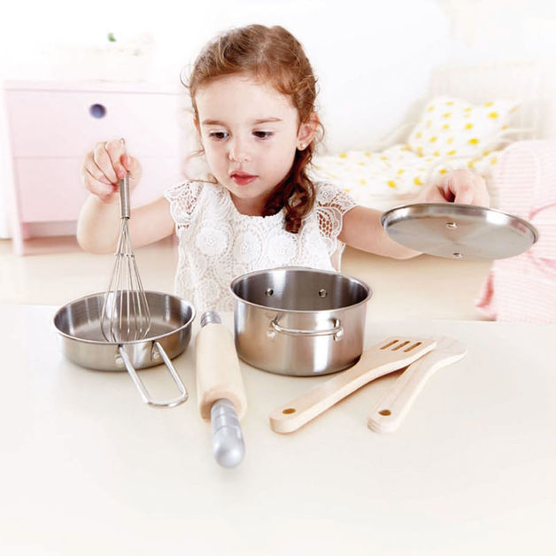 Hape: Chef's Cooking Set